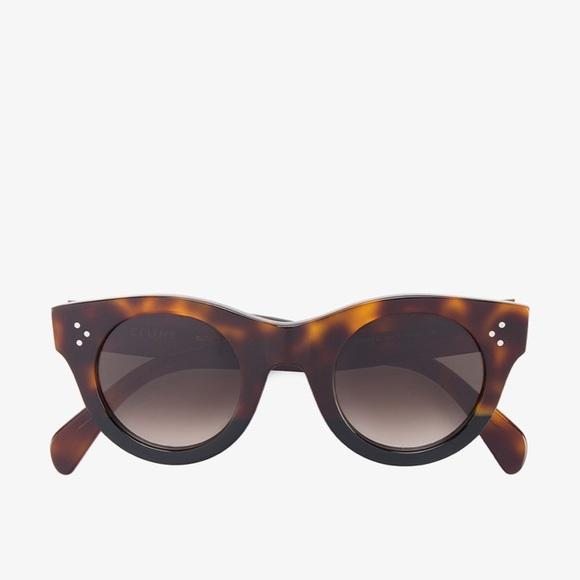 451efe4ed625 Celine Accessories - Celine Baby Audrey Sunglasses